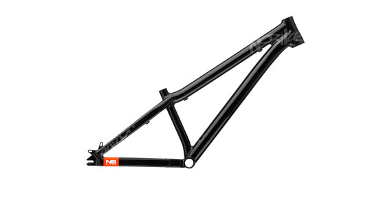 NS Bikes Decade frame zwart
